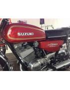 Susuki GT250 et GT350